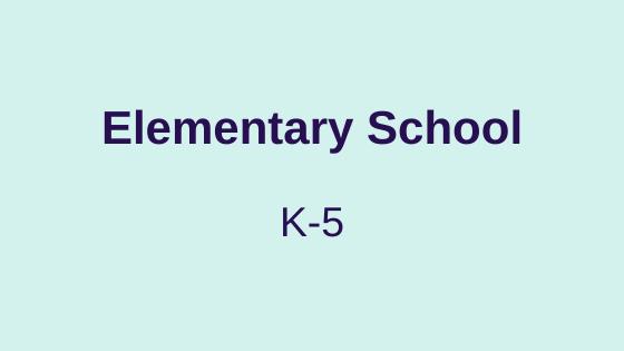 Elementary School - Vision